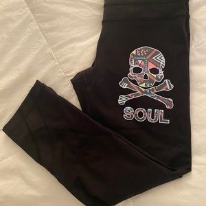 SoulCycle / LuluLemon Run Inspire Crop
